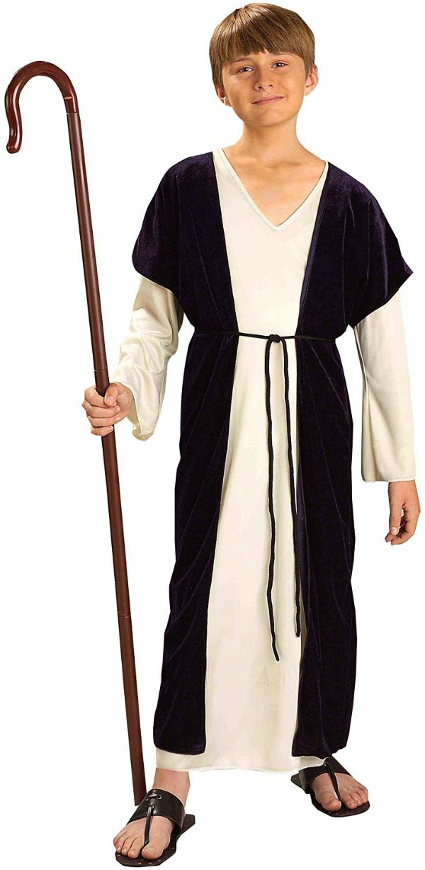 Apostle Costume for All Saints Day -- perfect for St Joseph, St Peter and more!