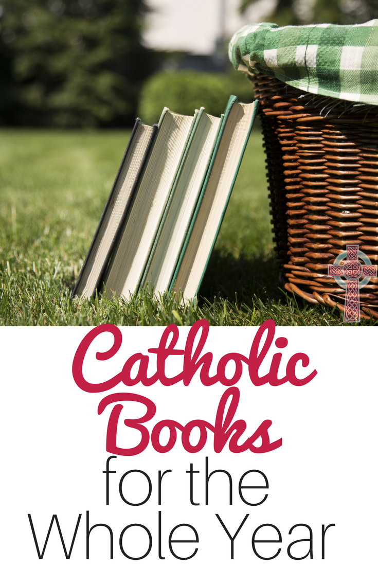 Catholic Saints Books for the entire year!