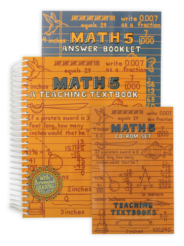 Looking for a homeschool math curriculum? Teaching Textbooks is our favorite!