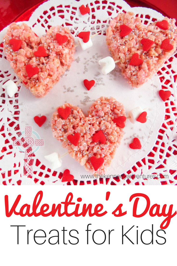 Looking For Easy Valentineu0027s Day Treats For Your Kids? We Love These  Delicious Treats