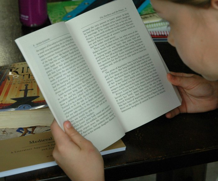 Does your child love to read Why not teach history through literature in your homeschool