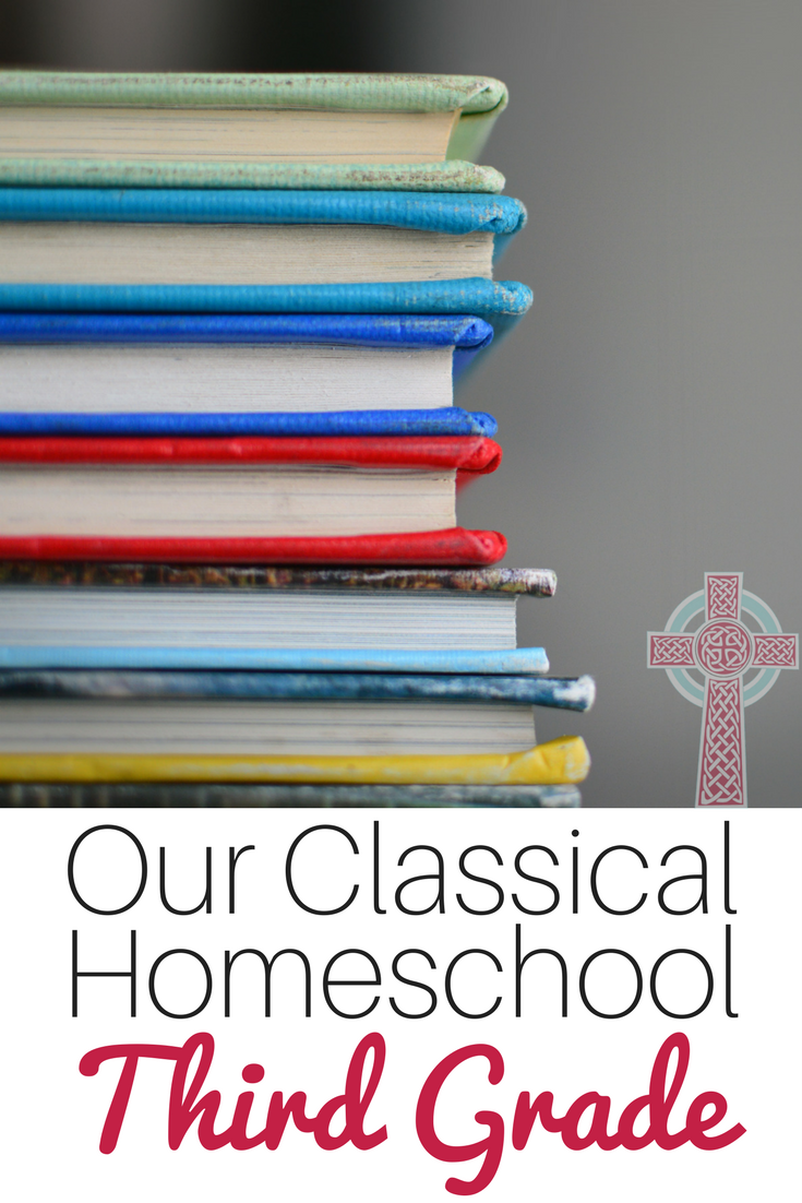 Classical Christian Curriculum for second and third grade