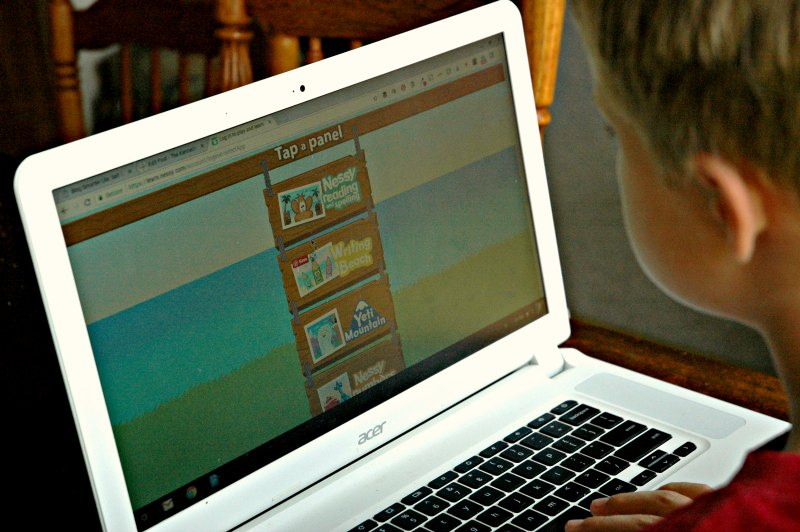 The Nessy Parent Pack includes four areas of online games for struggling readers.