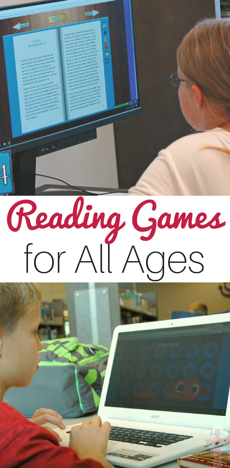 Need online reading games for the whole family? Reading Eggs is your answer - games for ages 3 to 13!
