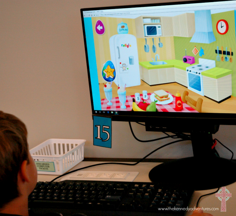 Did you know you can access online reading games for your preschooler at the library? If you've got an internet connection, your preschooler can play on Reading Eggs Junior. Head over for your FREE 4 week trial!