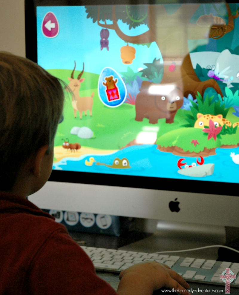 Reading Eggs Junior is our FAVORITE online reading game for preschoolers! Head over and grab your FREE 4 week trial!