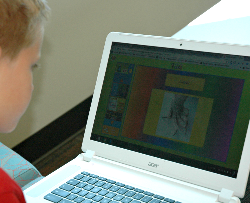 Struggling readers can practice with fun online reading games from Reading Eggs. (Click over for a FREE trial)