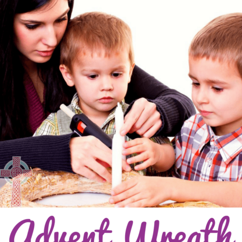 Looking for the perfect Advent wreath craft ideas for your kids? Don't miss these fun plans!