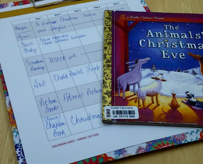 Customize your Advent lessons plans for your Catholic family with these resources.