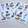 Lent Bingo for Catholic Kids