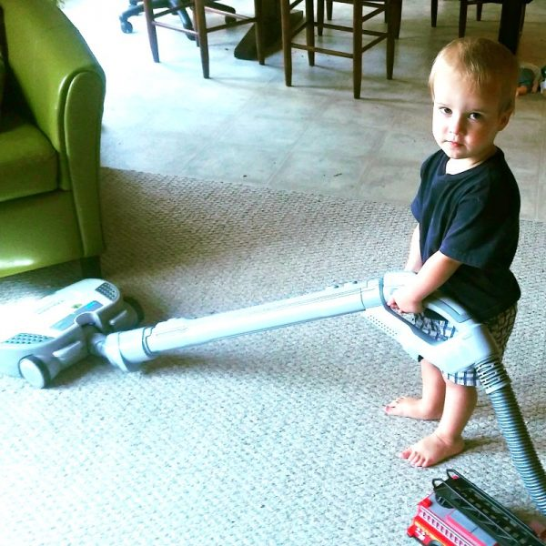 How do you manage chores in a large family? What about a smartphone app?