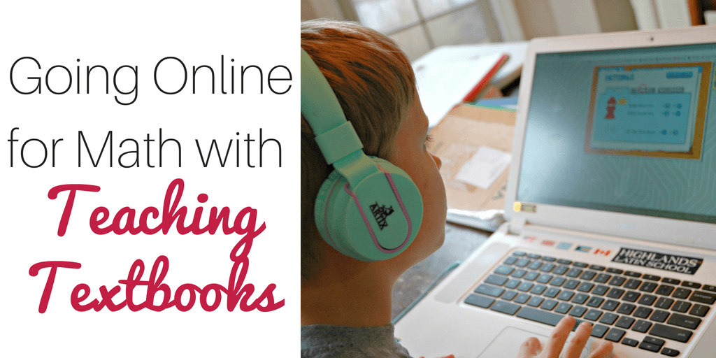 Have you heard the news? Our favorite homeschool math program is now online!