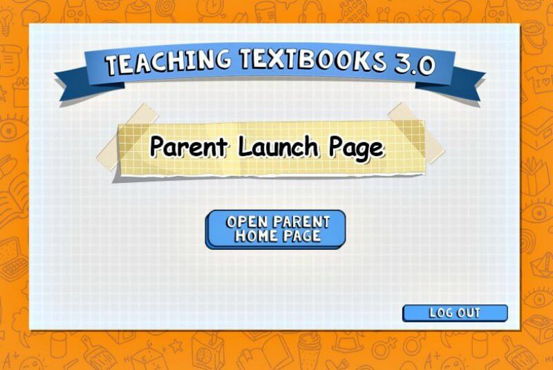 Getting started with Teaching Textbooks is super simple.