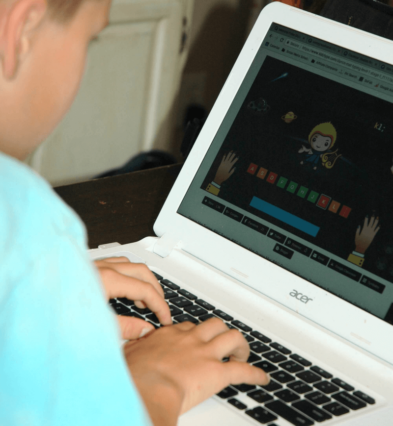 Using Typing Games with Your Student with Dysgraphia