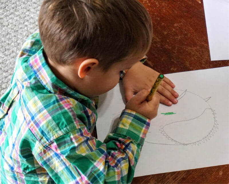 Even preschoolers can learn about protozoa in #homeschool science lessons! #homeschoolscience