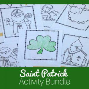 St Patrick activities