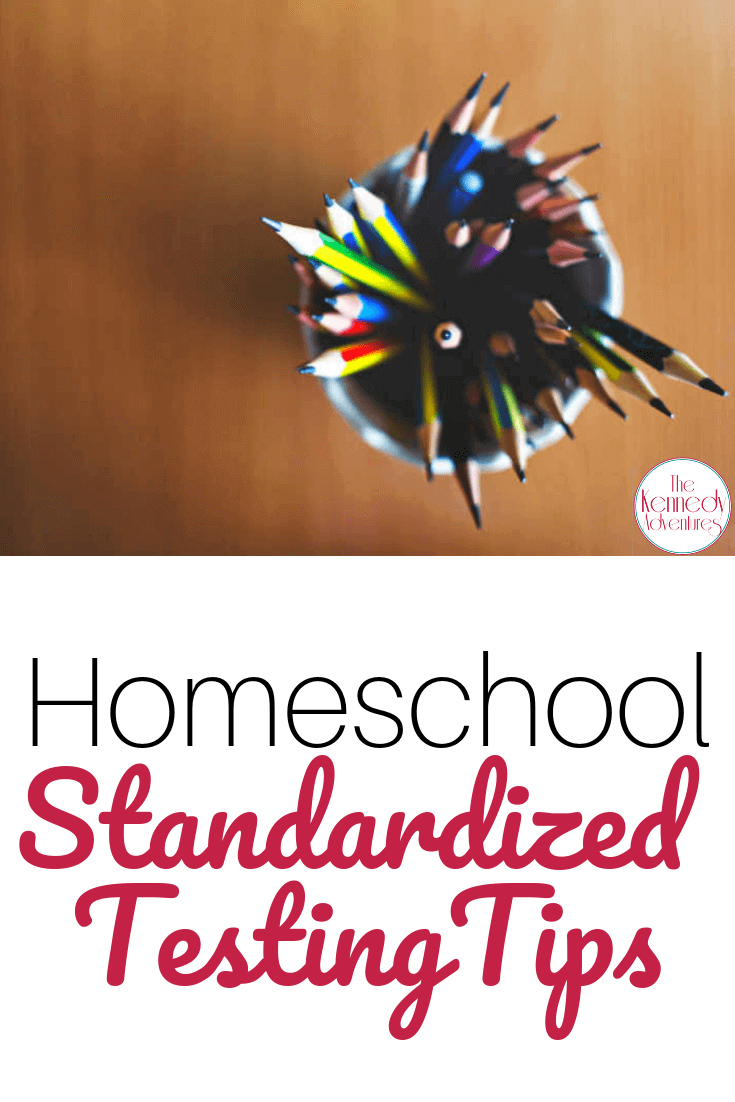 Does your middle schooler need a standardized test? Check out these tips for your homeschool.