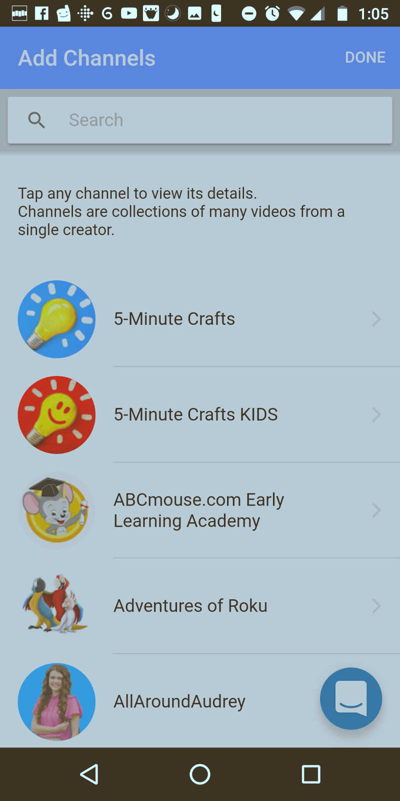 set up parental control of youtube videos with the safe vision app