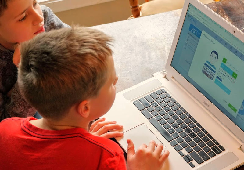 typing for students with dysgraphia
