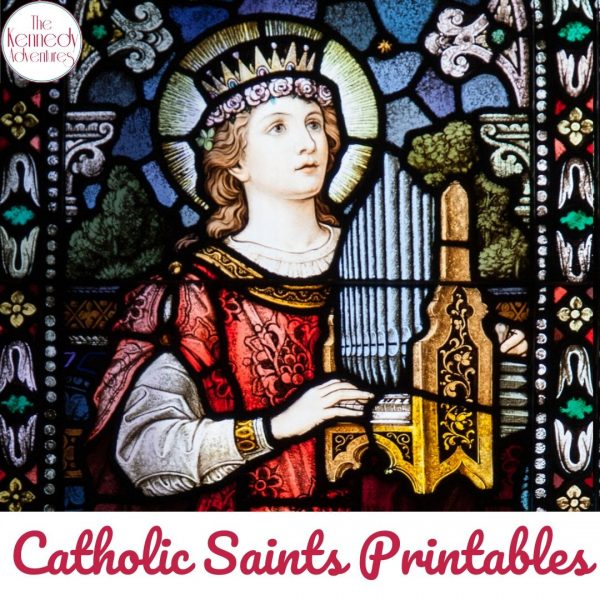 Catholic Saints Printables