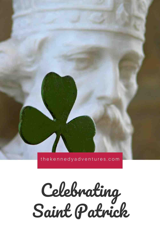 celebrating saint patrick