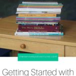 Preparing for a new homeschool year with Memoria Press