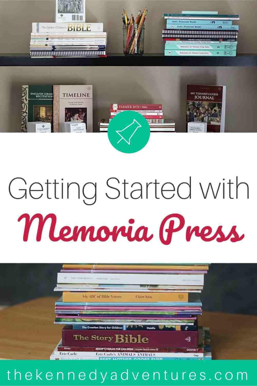 Memoria Press Homeschool