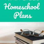 Memoria Press Homeschool High School Plans