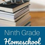 Ready to homeschool high school? We're sharing our Memoria Press homeschool plans for ninth grade.