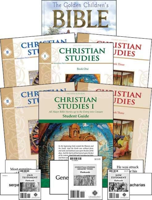 Memoria Press Christian Studies