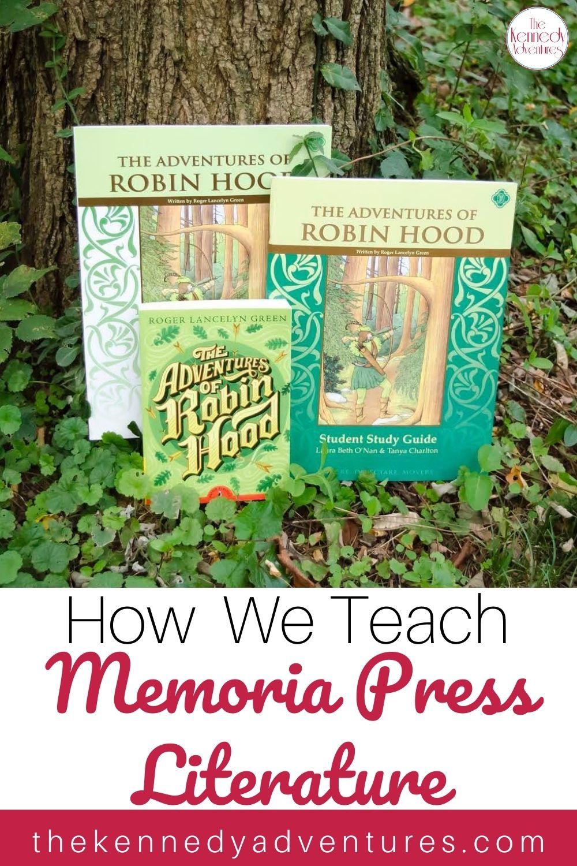 How to Teach Memoria Press literature
